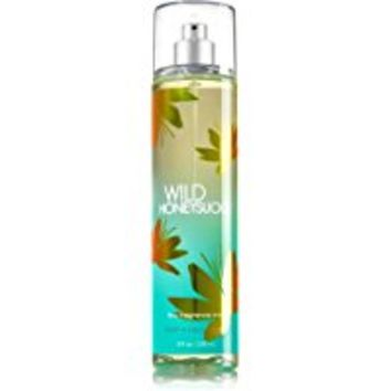Bath and Body Works Fine Fragrance Mist 8fl.oz/236ml Wild Honeysuckle