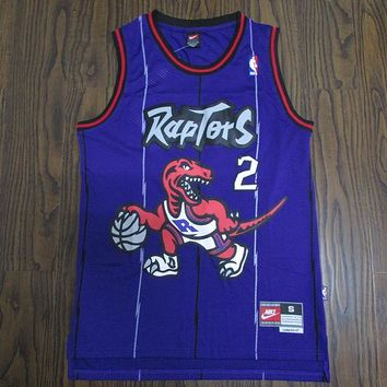 Men's Toronto Raptors Kawhi Leonard Nike Purple Hardwood Classic Swingman Jersey - Best Deal Online