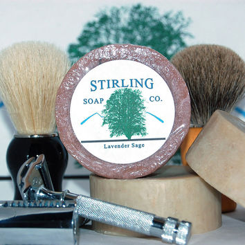 Stirling Soap Co - Lavender Sage - Sample