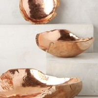 Cyprium Bowl by Anthropologie Copper