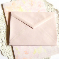 Vintage Current Stationery. Purple Stationery. Flower Stationery. Stationery Set. Letter Paper. Letter Writing. Lined Paper. Journal Paper.