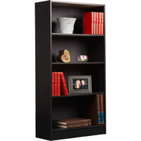 Walmart: Orion 4-Shelf Bookcase, Black