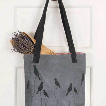 Birds On A Branch Tote