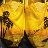 Welcome to paradise TOMS shoes