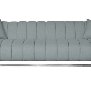 Butler Sofa Grey Grey