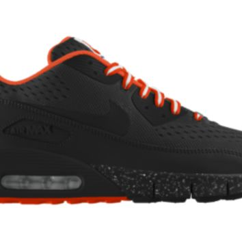 Nike Air Max 90 NM EM Netherlands iD Custom Men s Shoes - Black df5bd97deda7