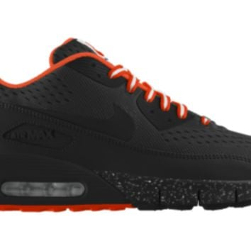Nike Air Max 90 NM EM Netherlands iD Custom Men s Shoes - Black fb5f05a34e89