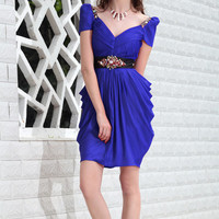 Hot Sale Fall Colors Homecoming Dresses for Juniors - Labeautes.com for mobile