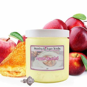 Apple Strudel 5 Pack Sugar Scrub Bundle