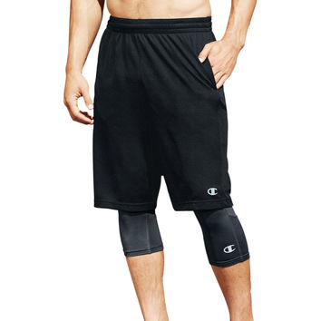 Champion Mens Core Basketball Shorts 1