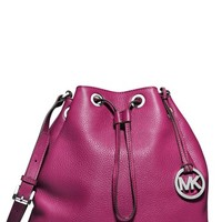 MICHAEL Michael Kors 'Large Jules' Drawstring Shoulder Bag