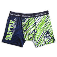Seattle Seahawks Official NFL Compression Underwear