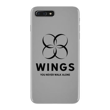 BTS Wings iPhone 7 Plus Shell Case