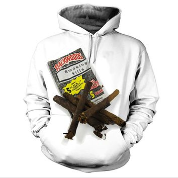 Backwoods Black and Sweet Hoodie