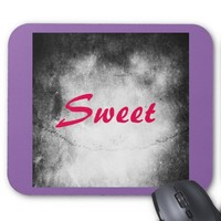 Sweet Mouse Pad