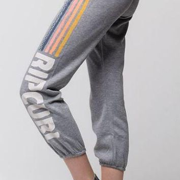 Rip Curl Cropped Sunray Sweatpants