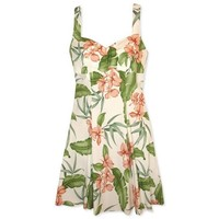 light hawaiian molokini dress