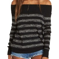 Billabong Snuggle Down Off the Shoulder Sweater | Nordstrom