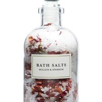 Mullein & Sparrow Mini Bath Salts | Nordstrom