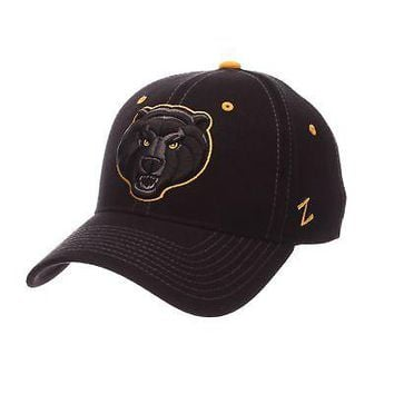 Licensed Baylor Bears Official NCAA Black Element Small Hat Cap by Zephyr 986387 KO_19_1