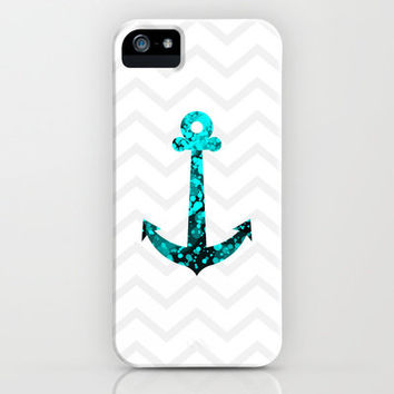 Blendeds VII Anchor 2 iPhone & iPod Case by Rain Carnival