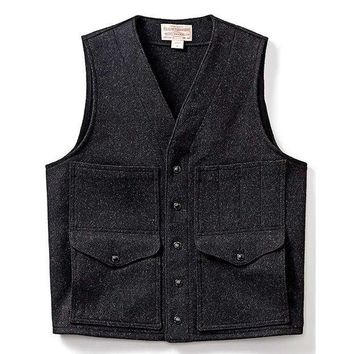Filson Wool Cruiser Vest   Men's