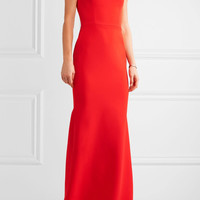 Victoria Beckham - Crepe gown