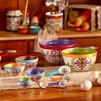 Moroccan Inspired Kitchen Collection Utensils Tools