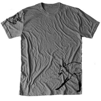 Jessie Jordan Collection - Maned Wolf Men's Tee