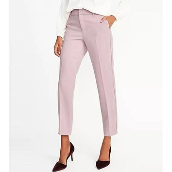 THE NEW GIRL ANKLE PANTS