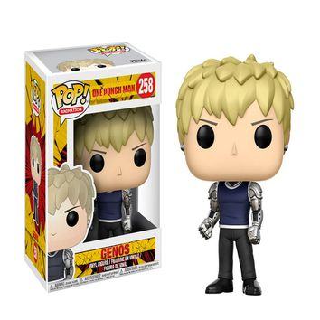 Funko One Punch Man Genos POP! Vinyl Figure