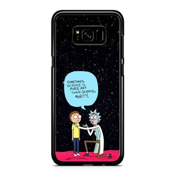 Rick And Morty Quotes 9 Samsung Galaxy Note 5 Case