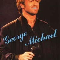 George Michael 1987 Portrait Poster 24x35