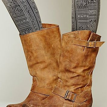 FREEBIRD by Steven Womens Prescott Mid Boot - Tan, 6