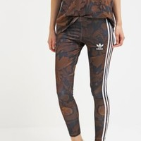 adidas Originals LEAF - Leggings - multicolor - Zalando.co.uk