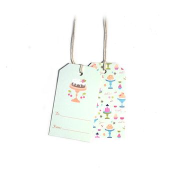 Cakes - Gift Tags