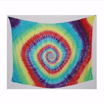 Tie Dye Tapestry/Freak Flags