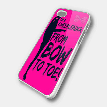 BOW TO TOE iPhone Case Galaxy Case iPad Case HTC Case