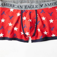 AEO 's Eagles Low Rise Trunk (Red)