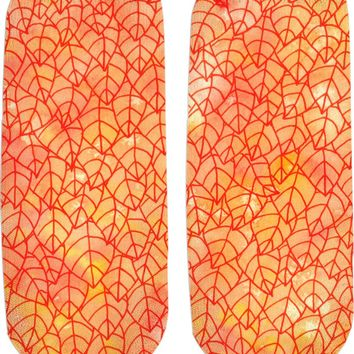 Autumn foliage Ankle Socks