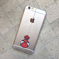 iPhone Spiderman Case