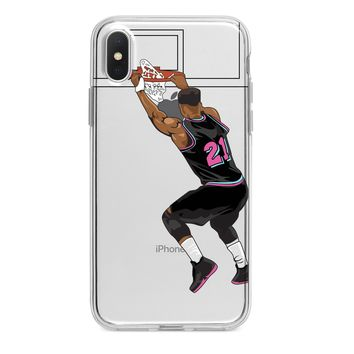 MIAMI BUCKETS JIMMY BUTLER CUSTOM IPHONE CASE