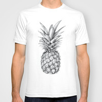Pineapple T-shirt by Sibling & Co.