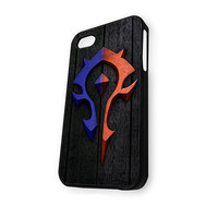 Blue Lebron James NikeMB (21) iPhone 4/4S Case
