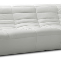 Carnival Sofa White - contemporary - sectional sofas - by Zuo Modern Contemporary