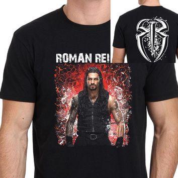 Roman Reigns Wrestling T-Shirt