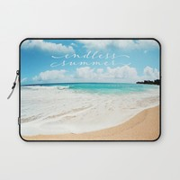 endless summer Laptop Sleeve by sylviacookphotography