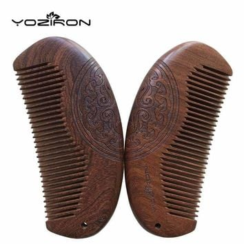 Men's Wooden Pocket Comb