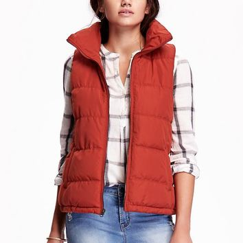 Old Navy Frost Free Quilted Vest