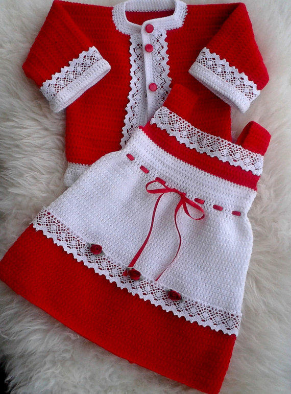 Luxurious Baby Girl Crochet Cardigan And From Fromkikawithlove On